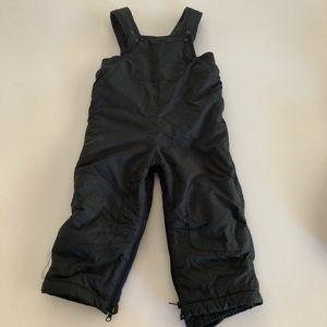 Baby / toddler ski bib / pants